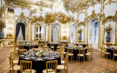 Stadtpalais Liechtenstein  Ferrari Dinner